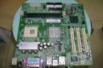 DELL Dimension 2350 motherboard 7W080