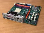 Acer Aspire T180 ECS AM2 Motherboard + Backplate MCP61SM-AM