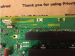 Panasonic TZRNP01UPUU TNPA5725 SC Board TC P65S60 TC-65PS64 Pan