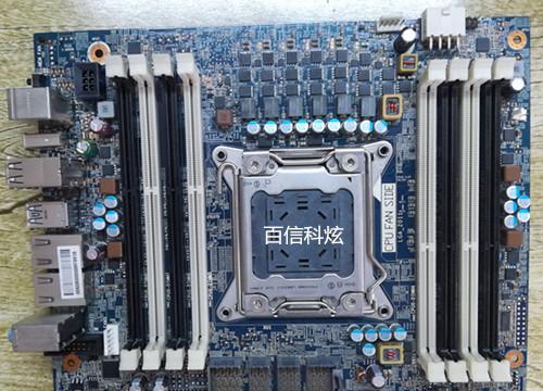 HP Z620 PC Motherboard LGA2011 619559-001 618264-001 System